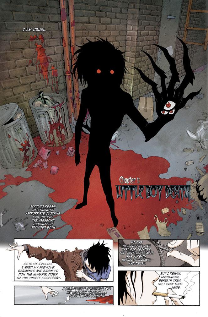 Image result for Incarnate comic