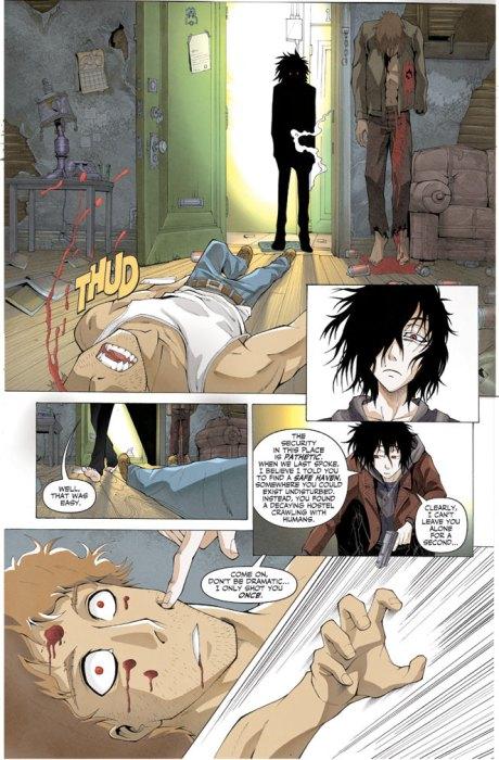 Incarnate #1 pg8