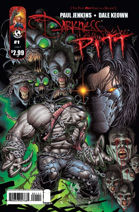 The Darkness/Pitt #1 Cover A