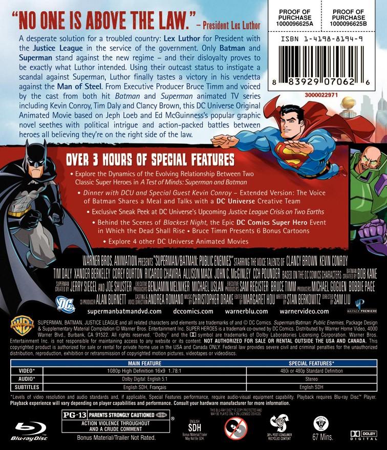 A Man Apart Blu Ray Upc: Next DC Cartoon: JLA