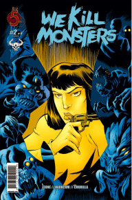We Kill Monsters 32