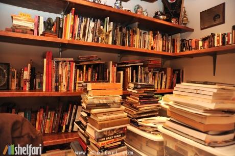 Neil Gaiman's Library 2