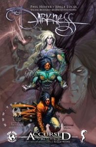 The Darkness: Accursed Vol. 2 Cvr