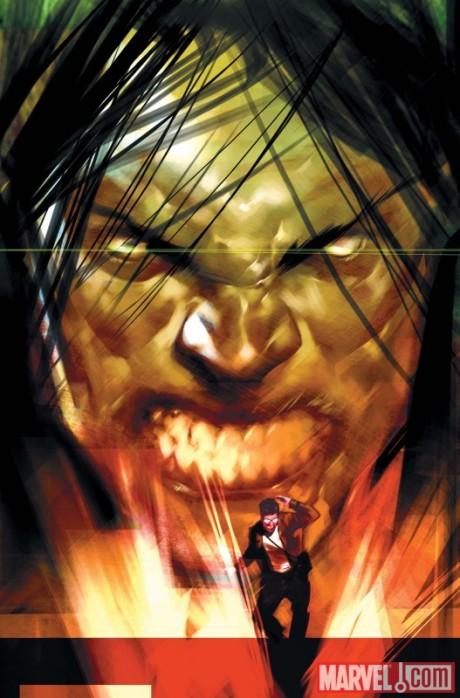 Dark Reign: The List-Hulk Cvr