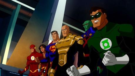 Good Lex Luthor and JLA