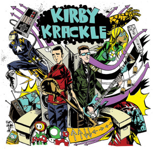Kirby Krackle CD