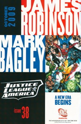Justice League of America #38 Ad