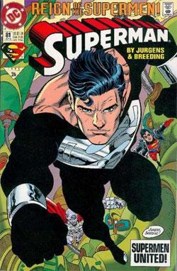 Superman #81
