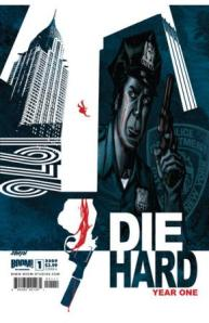 Die Hard: Year One #1 Cvr A