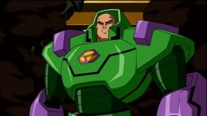 Lex Luthor Power Suit