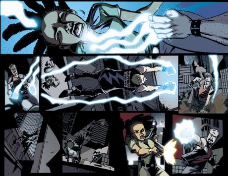 Powers #1 p1