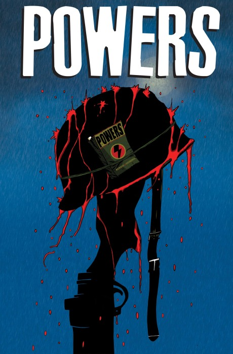 Powers #2 Cover