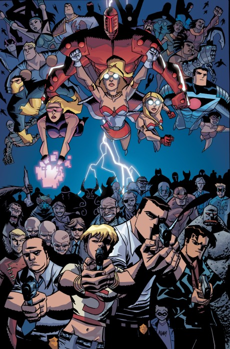 Powers Encyclopedia Cover