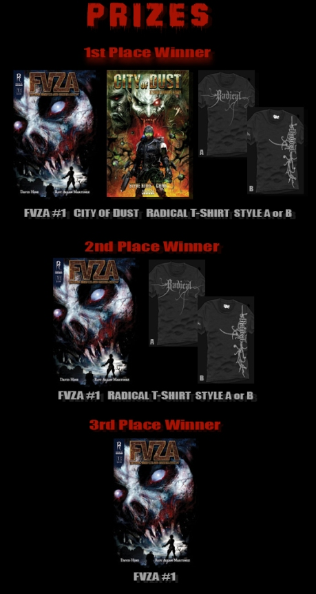 FVZA prizes