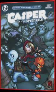 Casper and the Spectrals #1