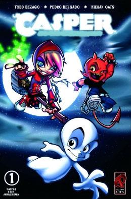 Casper and the Spectrals #1B