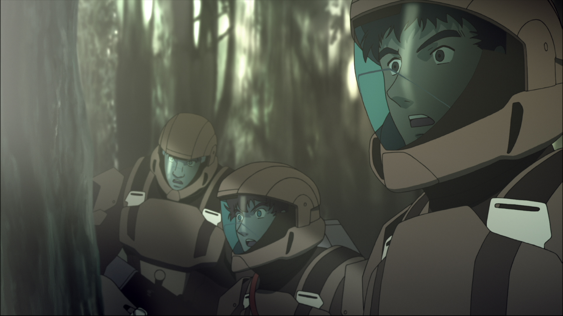 Eight New Halo Legends Pics Comicbookjesus