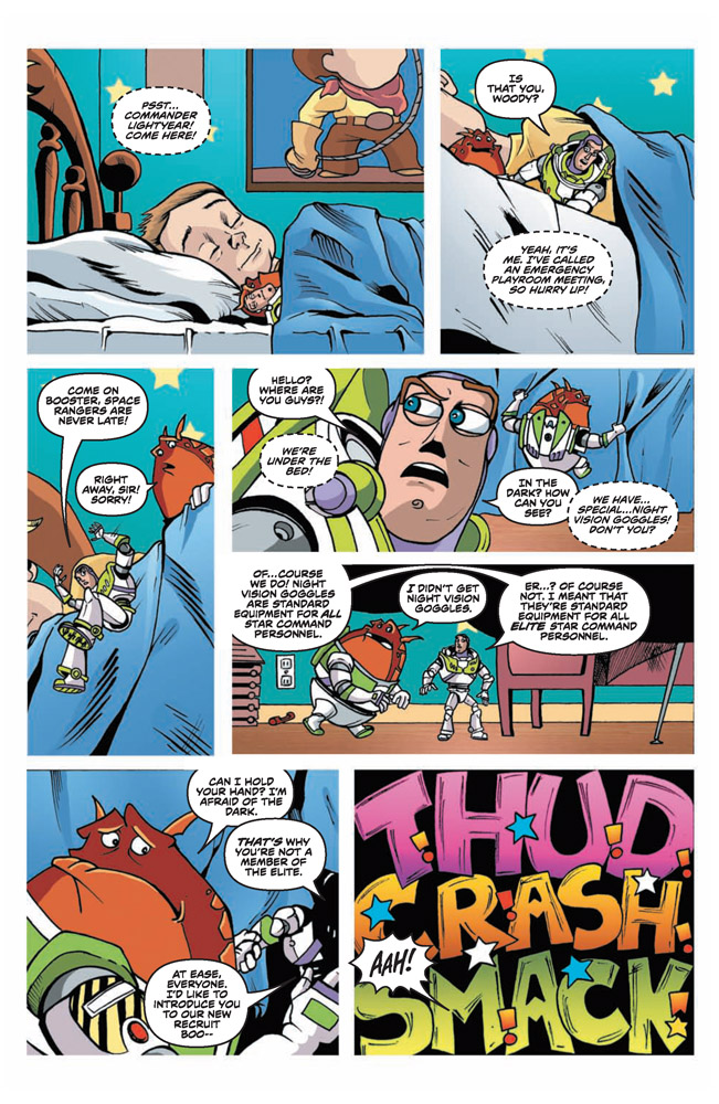 Toy Story 1 Review Comicbookjesus