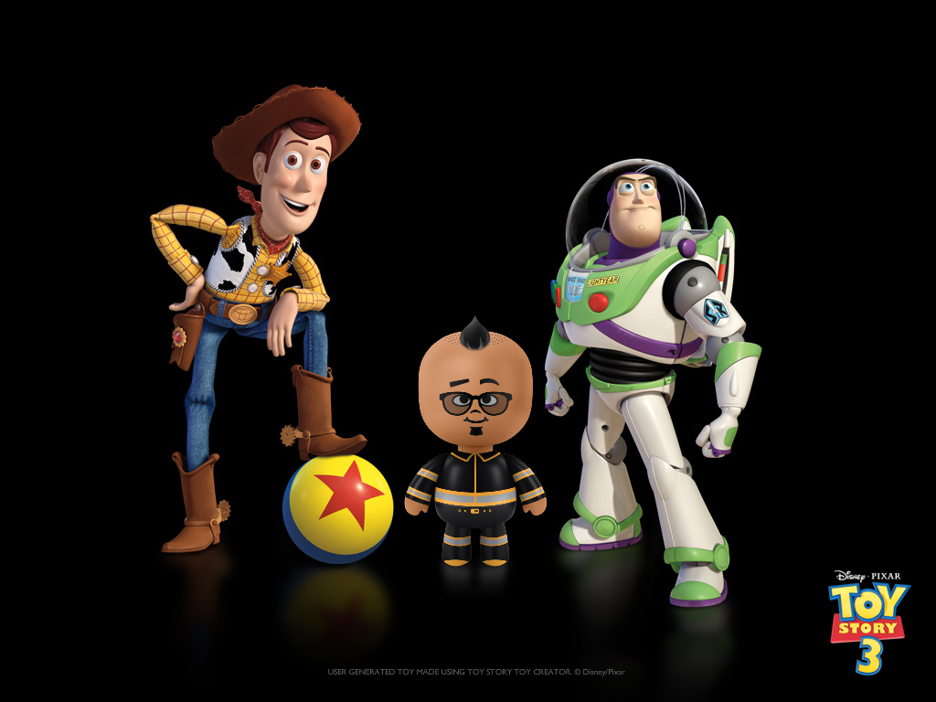 Toy Story 3 Characters Images | Www.pixshark.com - Images Galleries With A Bite!