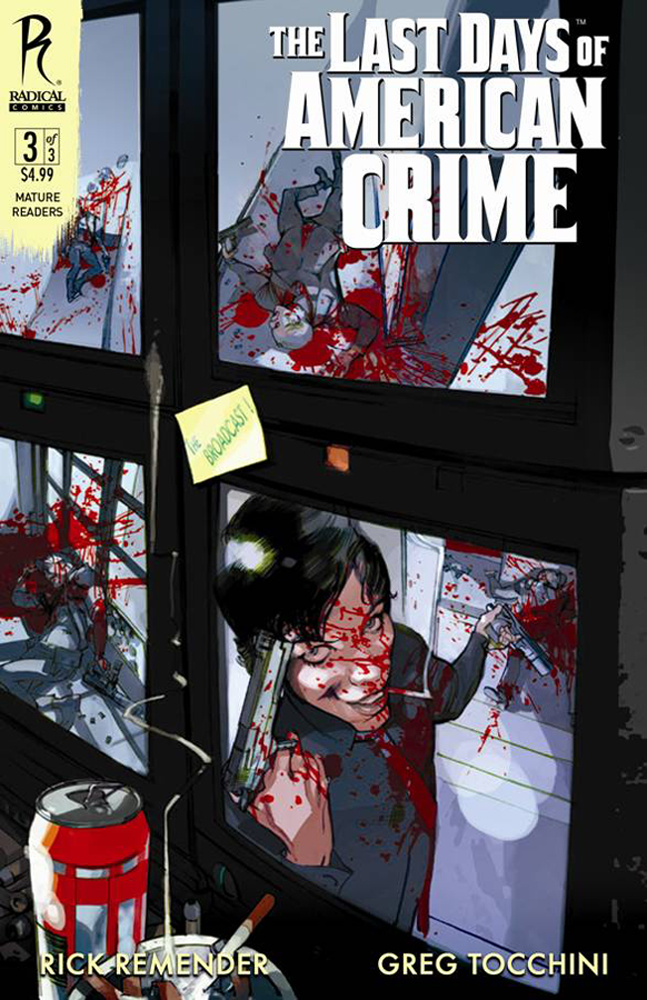 The Last Days Of American Crime 3 Review Comicbookjesus