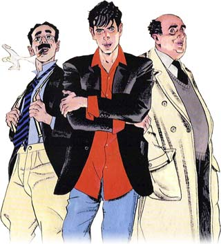 Image result for dylan dog