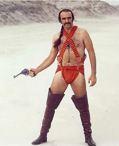 Sean Connery Zardoz