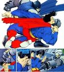 Dark Knight Returns Fight