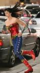 Wonder Woman TV Costume Changes
