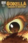 Godzliia Kingdom of Monsters#1