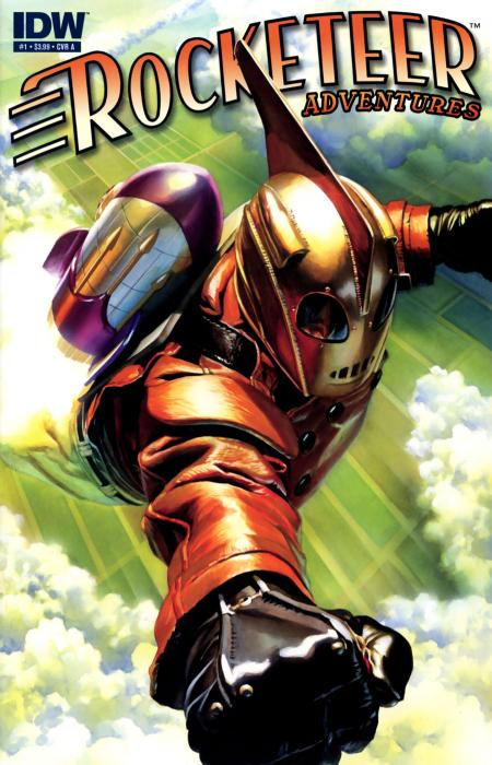 Rocketeer Adventures #1