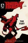 Hellboy: The Fury#1