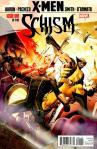 X-Men Schism 1