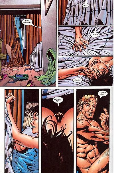 Erotic comics community