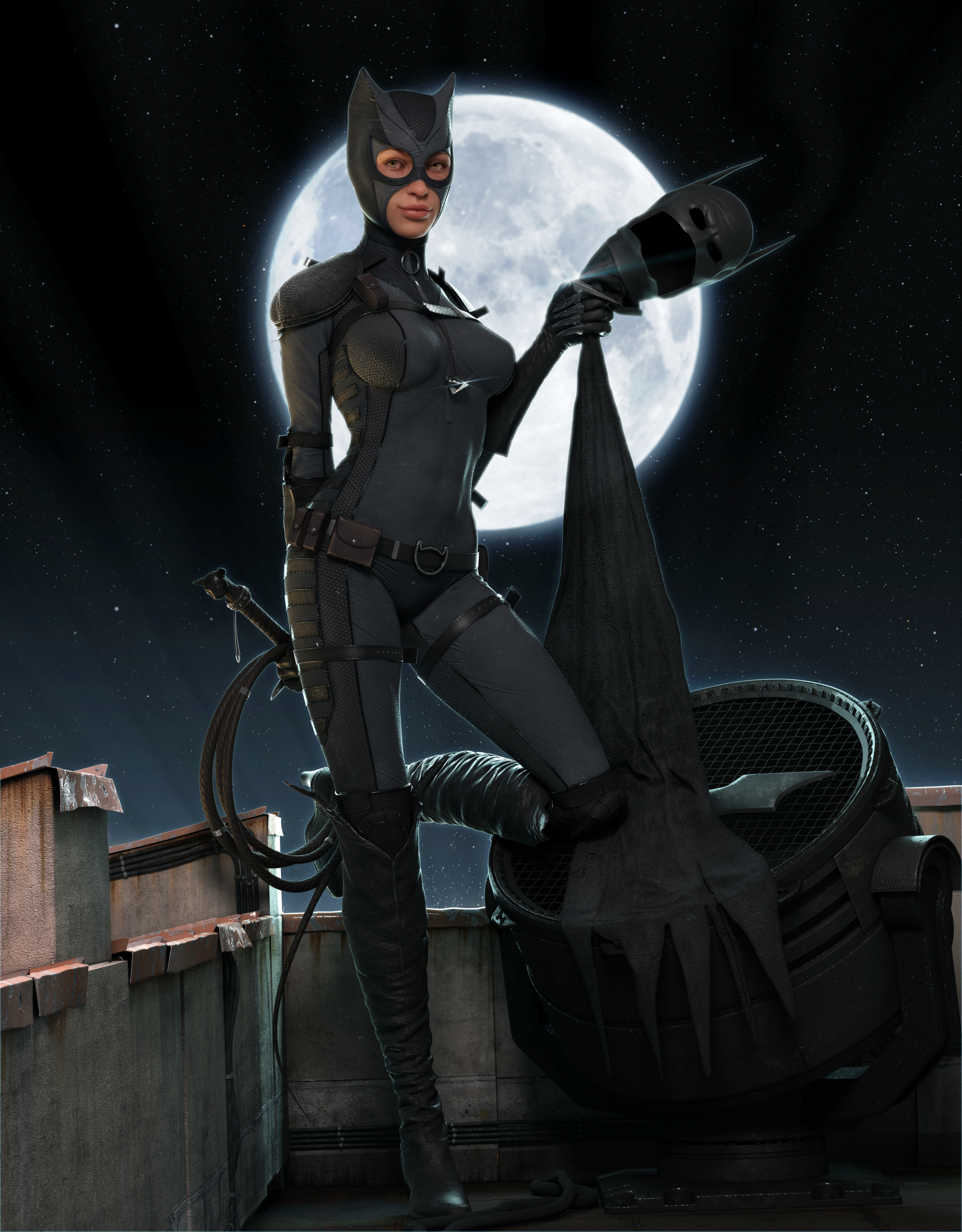 This Is What Catwoman Should Look Like On Film -4326