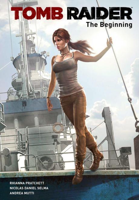 Tomb Raider Comics