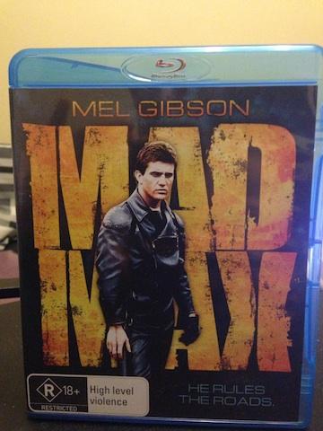 Mad Max Blu-Ray