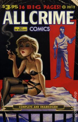 All Crime Comics