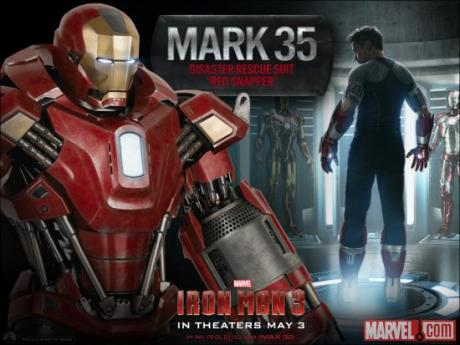 Iron Man 3 Red Snapper