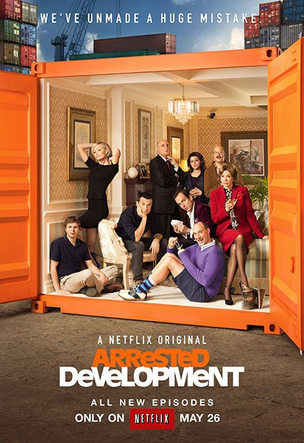 Arrested Development Returns