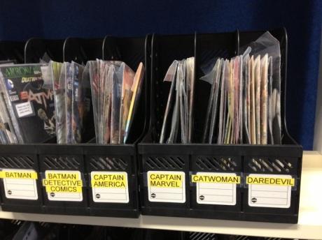 Comics Library 3