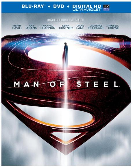 Man of Steel 3D Release