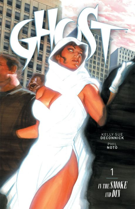 Ghost TPB Cover