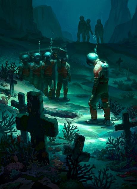 Vitaliy Undersea Burial