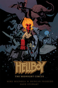 Hellboy MC Cover