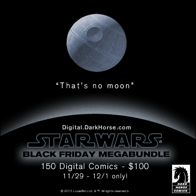 Star Wars Black Friday