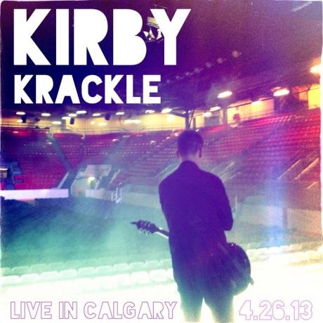 Kirby Krackle Live EP