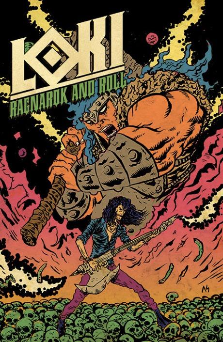 Loki Raganrok and Roll 1