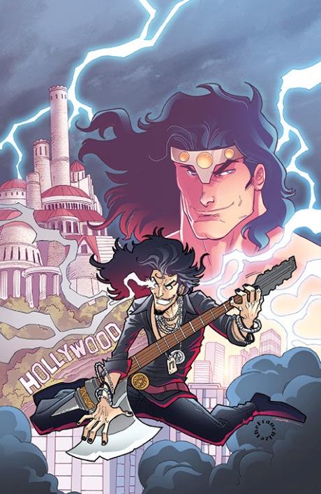 Loki Ragnarok and Roll 2