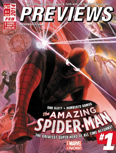 Alex Ross Amazing Spider-Man #1
