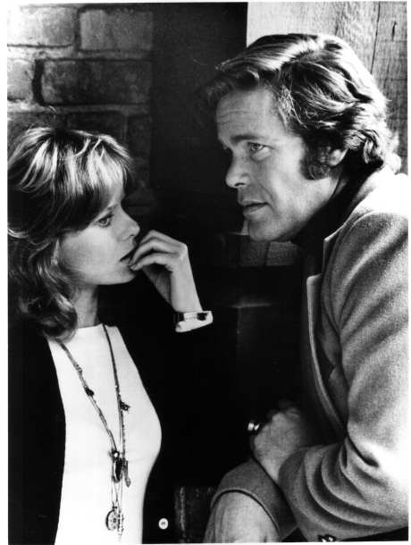 Brooke Bundy-Doug McClure